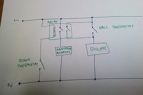 4603459285_cb25671724 room thermostat controlling rads & boiler opentherm? diynot forums danfoss room thermostat wiring diagram at eliteediting.co