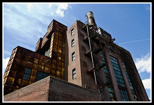 Steam Plant - Philadelphia