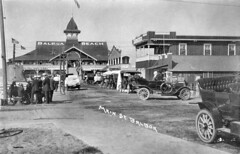 Main Street, Balboa (Orange County Archives) Tags: california history newportbeach historical pavilion southerncalifornia orangecounty balboa orangecountyarchives orangecountyhistory