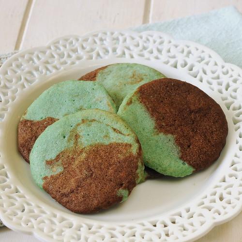 Moonstone Cookies - turquoise moonstones