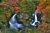 Deep Nikko in Autumn-Painterly 5542_3_4 (Gideon Davidson) Tags: autumn nikko hdr tochigi japanhdr