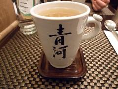 Ginger tea from Franchia