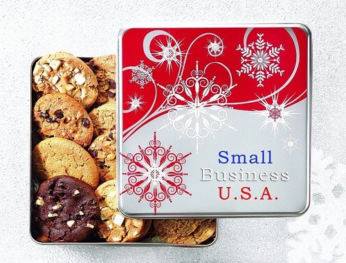 Holiday Giveaway: Nominate a Small Business blog image 1