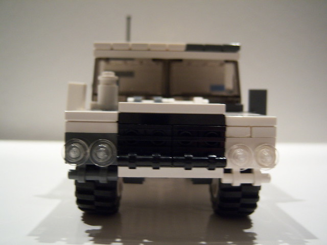 C42 Elk Medium Support Vehicle