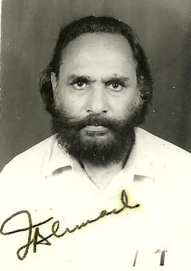 Prof Israr Ahmad