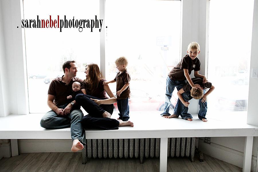 5 . the crank family .