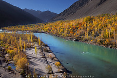 Preserved.... (M Atif Saeed) Tags: autumn pakistan mountain mountains fall nature water river landscape areas northern northernareas gupis atifsaeed gettyimagespakistanq1