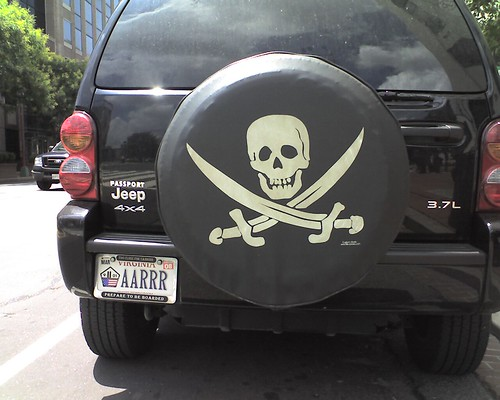 Argh, Mateys... Talk Like A Pirate Day, Argh... ;) 544142897_625e15a977