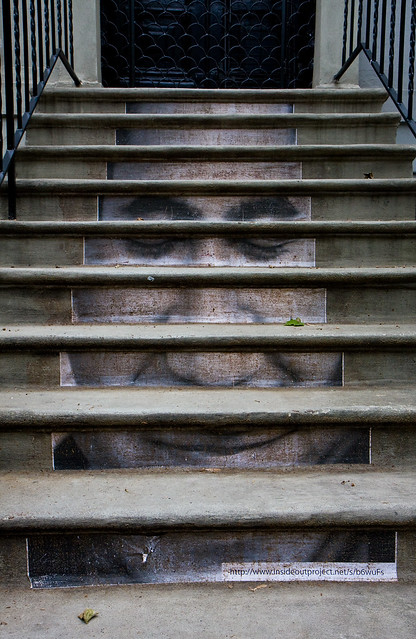 Inside Out Project in Park Slope