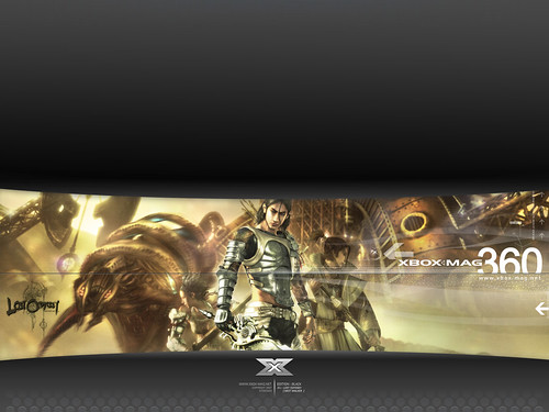 lost odyssey wallpaper. www.xbox-mag.net Wallpaper Edition quot;Lost Odysseyquot;