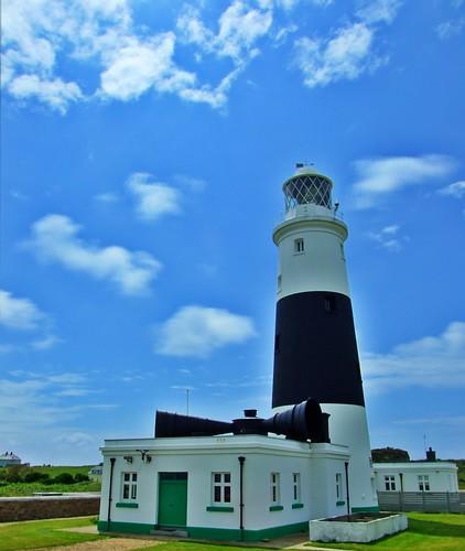Lighthouse & Fog Horn - Alderney