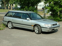 Subaru Legacy BF Turbo