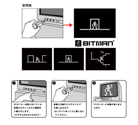 Bitman Video Bulb