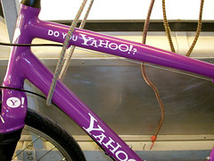 Yahoo special edition from Specialized