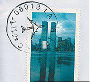 Nine Eleven Stamp