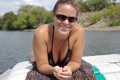 IMGP2084 (dave98274) Tags: summer bikini boating waterskiing