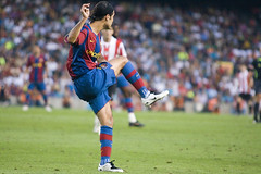 FCBarcelona-Athletic Club - Jorn.01 2007-2008, Rafa Marquez