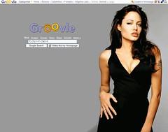 GroovleでGoogleホームページをスタイリッシュなデザインに