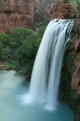 Lucky ME (DynamicImage) Tags: arizona waterfall grandcanyon waterfalls soe supai havasupai mooneyfalls havasufalls