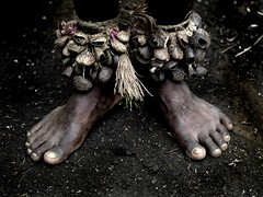 Shells ankle bracelets around a dancer's feet, Vanuatu (Eric Lafforgue) Tags: feet island foot dance pacific ile danse tribal seeds hasselblad explore blackpeople tribe ethnic pieds graines hebrides ethnology vanuatu tribu oceania ebridi melanesia pacifique newhebrides ethnologie h3d oceanie ethnique lafforgue malekula ethnie ericlafforgue melanesie mallicolo nouvelleshebrides ericlafforguecom wwwericlafforguecom vanuatupicture vanuatupictures  wanuatuneue hebridennew hebridesnieuwe hebridennouvelleshbridesnuevas hbridasnuove