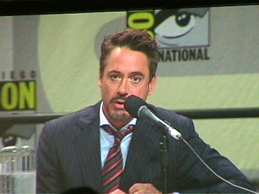 Robert Downey Jr. by Arnel B