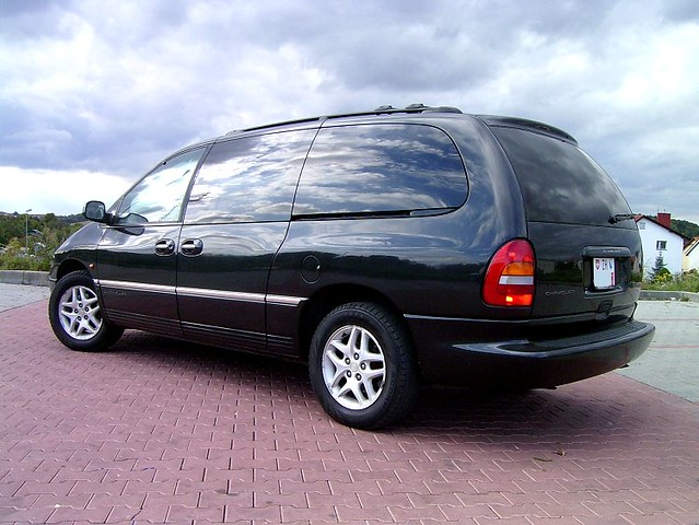 grand voyager chrysler lx