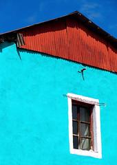 Real del Monte (Gloria Zelaya) Tags: house window colors méxico ventana casa contraste hidalgo realdelmonte gloriazelaya