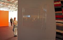 documenta 12 | Gerwald Rockenschaub / Acrylglas (Plexiglas) | 2002 | Aue-Pavillon