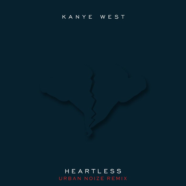 Kanye West - Heartless (Urban Noize Remix) by Harrison T | Photography. Design