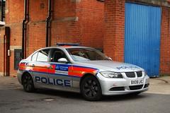 Metropolitan Police BMW area car (stavioni) Tags: police bmw met streatham metropolitan bx08lkc