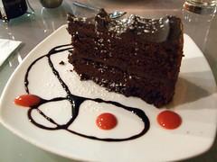 Vegetarian Haven - Chocolate Cake