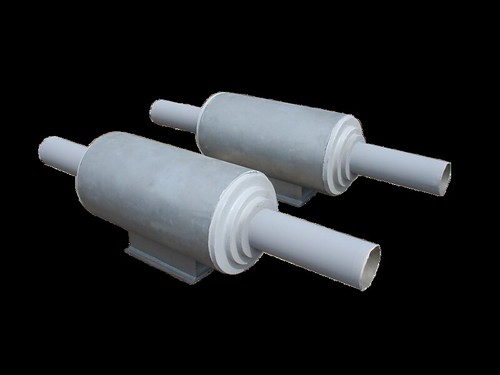 Injection-Molded Anchors for an LNG Plant