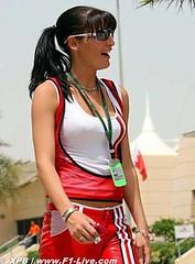 GP Bahrein - Pitbabes