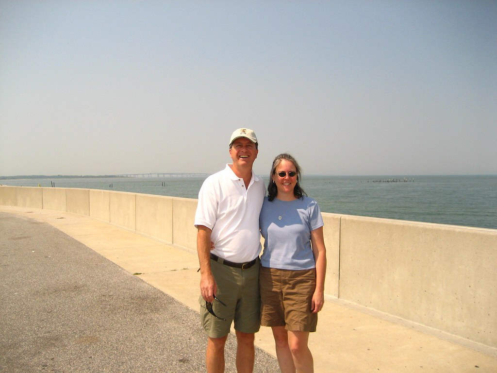 P & M at the Chesapeake Bay Bridge-Tunnel