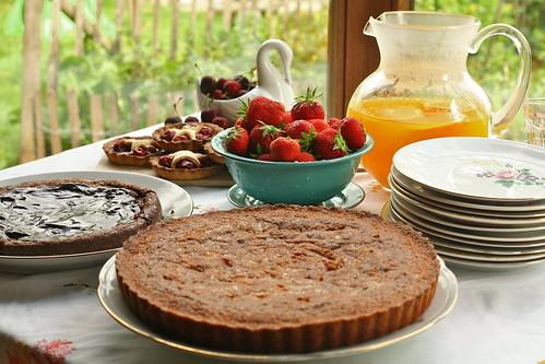 Wat taartjes