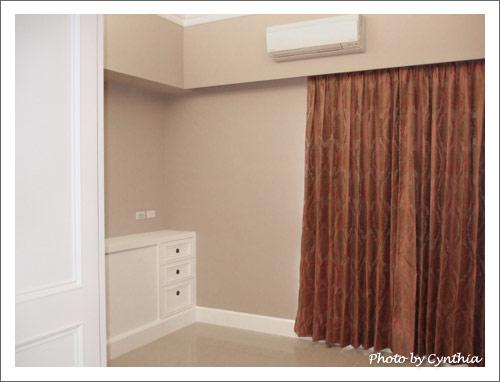 主臥窗簾1