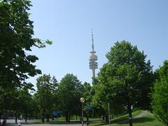 慕尼黑电视塔 (WaterSeven) Tags: munich gemany 慕尼黑 德国