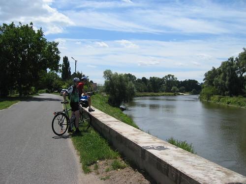 Fitz and Bohumil in Vysoka pri Morave