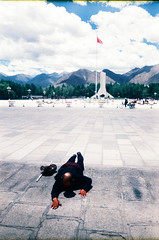 """Lhasa, Tibet • <a style=""""font-size:0.8em;"""" href=""""http://www.flickr.com/photos/16079690@N00/902436576/"""" target=""""_blank"""">View on Flickr</a>"""