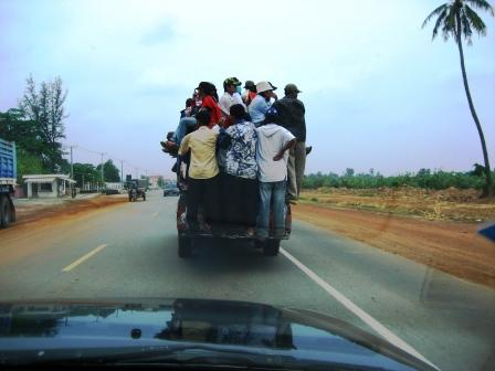 Overloaded on the Road
