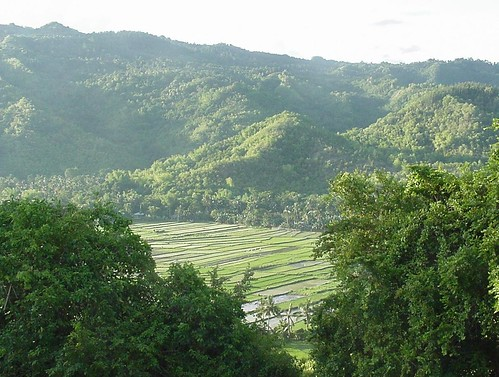 927442489_e674ee259f - A Lovely Mountain and Valley in Duero, Bohol - Duero - Bohol