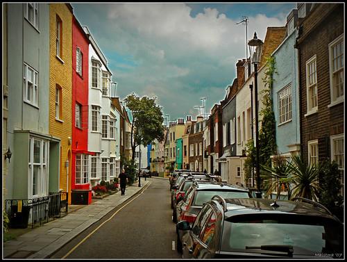 Chelsea colours