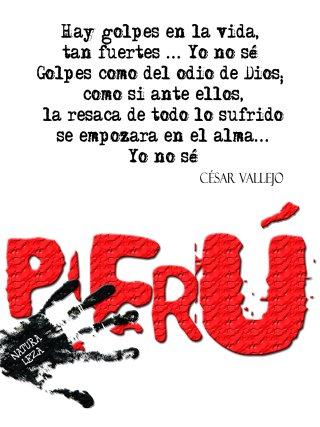 Cesar Vallejo: Los heraldos negros