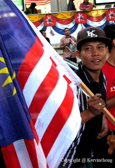 Merdeka-Flag