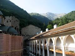 Rila Monastery (macchi) Tags: mountains monastery bulgaria rila