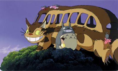 Gatobus Totoro