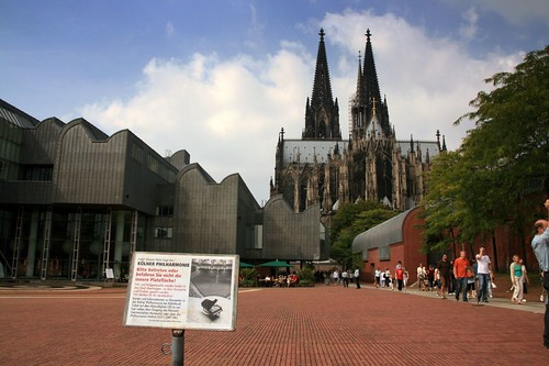Cologne Philharmony & Cathedral