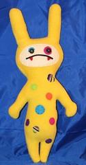 sick plushie doll Measley