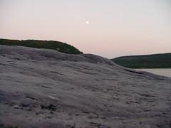 landscape of stone