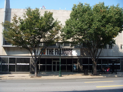 The Fillmore, September 2007